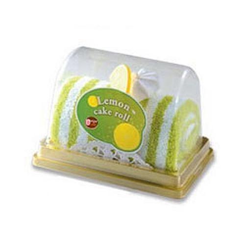 Полотенце-пирожное Рулет лимонный