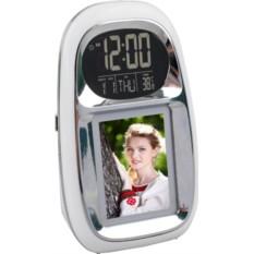 Часы «Вся Россия» с датой и цифровой фоторамкой на 32 фото
