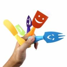 Набор ножей для сыра (5 штук)