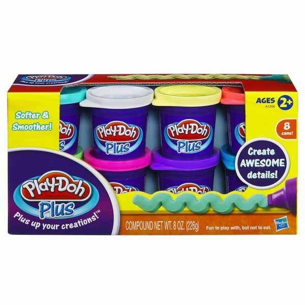 Набор Play-Doh, 8 банок