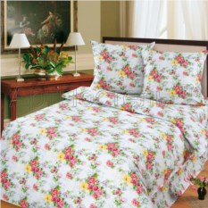 Постельное белье Романс (1,5 спальный комплект)