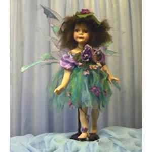 Фарфоровая Кукла фея
