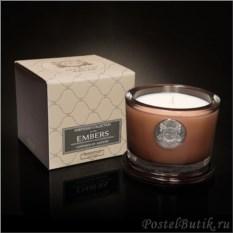 Малая ароматическая свеча Embers от Aquiesse