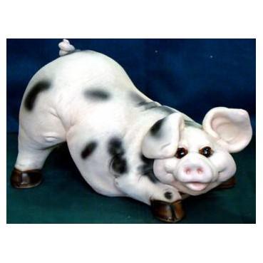 Фигурка «Свинка игривая»