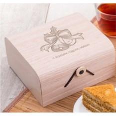 Подарочный набор мёда «Новогодний звон»