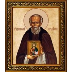 Икона на холсте Николай Студийский преподобный