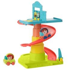 Игрушка для малышей Веселый Гараж возьми с собой от Hasbro