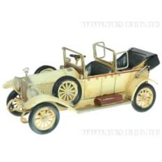 Металлическая модель автомобиля Кабриолет