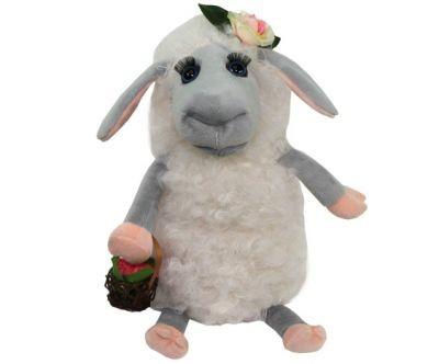 Поющая игрушка Веселая овечка