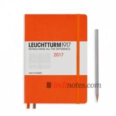 Ежедневник на 2017 год Leuchtturm1917 Medium А5