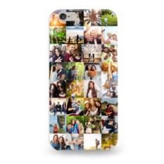 Чехол для iPhone с 32 вашими фото «Коллаж»