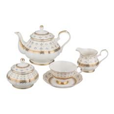 Чайный сервиз Анхель на 6 персон 15 предметов