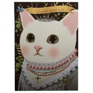Тетрадь Mini lalala note (Princess)