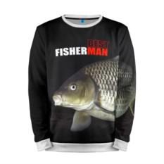 Мужской свитшот Лучший рыбак
