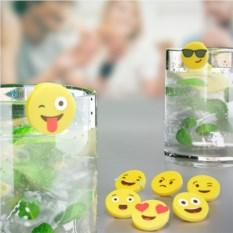 Маркеры для бокалов Emoji