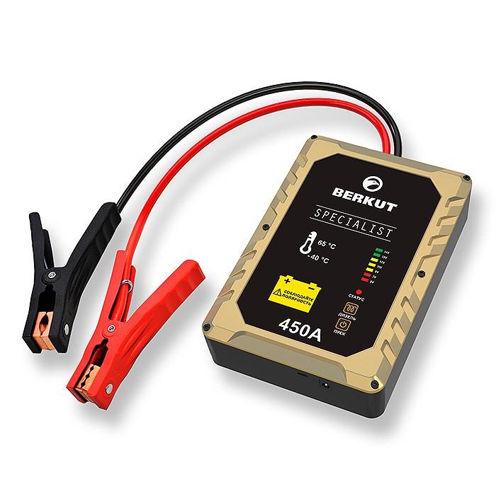 Пуско-зарядное устройство Berkut JSC450C