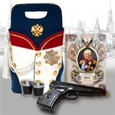 Подарочный набор Фельдмаршал. Пистолет Макарова