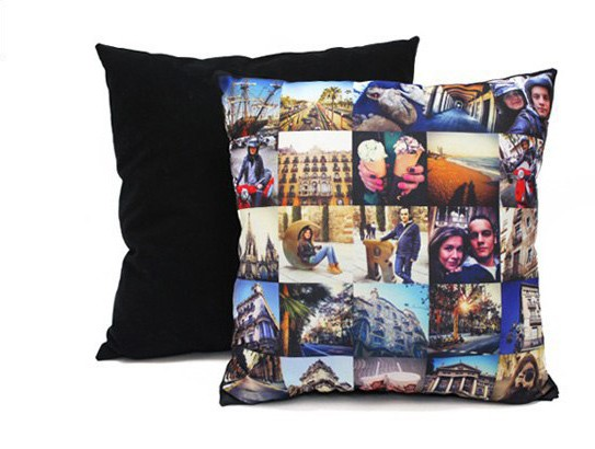 Insta-подушка из ваших фото