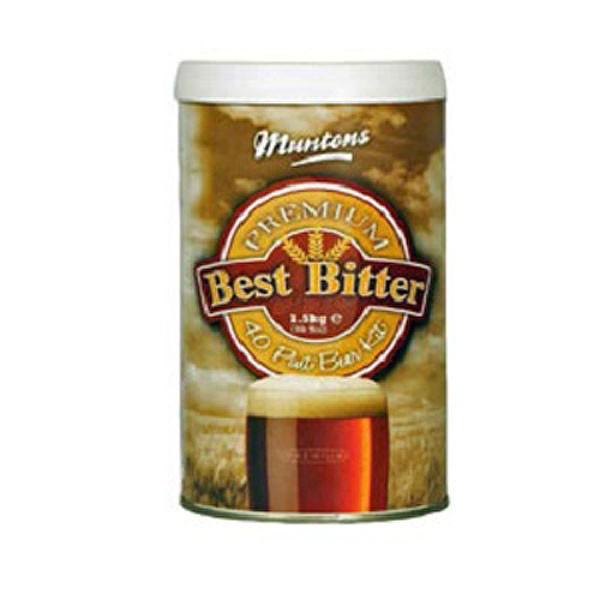 Смесь для пивоварни Muntons Premium Pilsner 1,5 кг