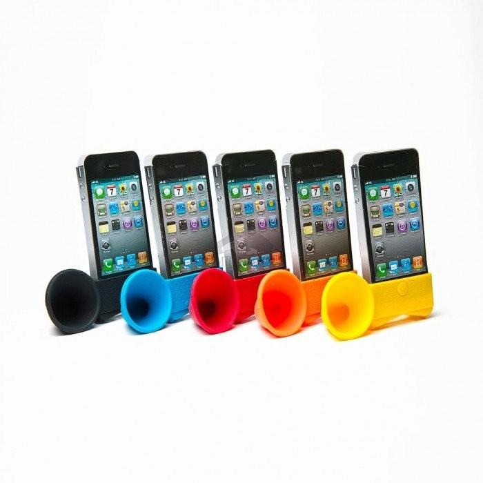 Подставка-усилитель звука для Iphone