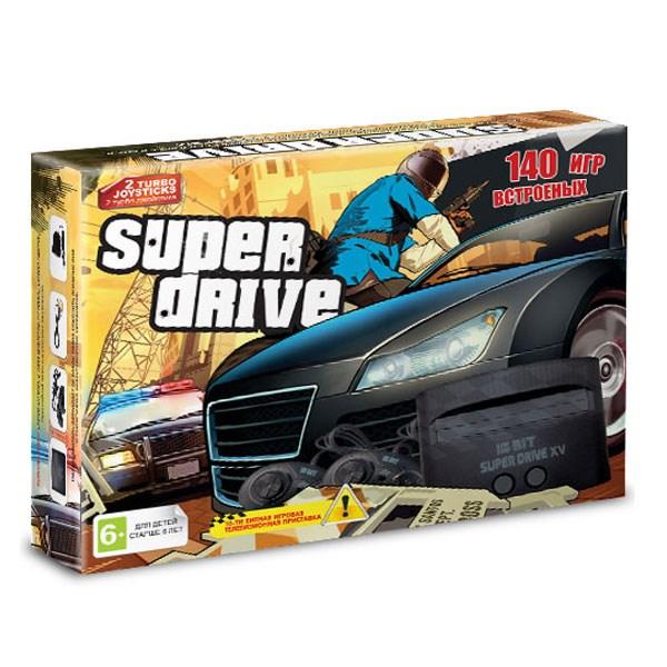 Приставка Sega Super Drive ''GTA V'' + 140 игр