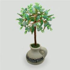 Дерево из нефрита Богиня Юнона