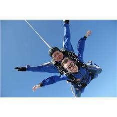 Прыжок с парашютом (4000 метров) с инструктором