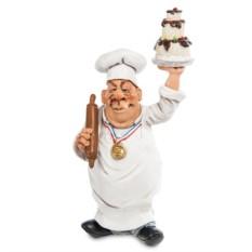 Статуэтка  Шеф-повар мужчина
