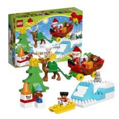 Конструктор Lego Duplo Новый год