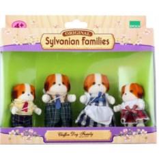 Игровой набор Sylvanian Families Семья Собачек