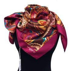 Красивый женский платок с огурцами Пэйсли Ungaro