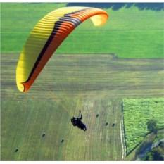 Полет на параплане Парный полёт (параплан + мотопараплан)