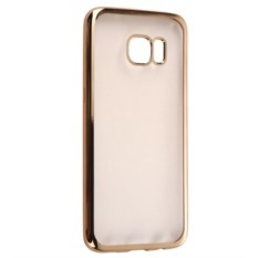 Аксессуар Чехол Samsung Galaxy S7 Edge DF sCase-33 Gold