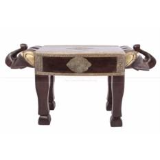 Табурет-стол из дерева