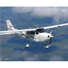 Полет на Tecnam P2006 Twin