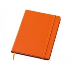 Оранжевый блокнот Rainbow