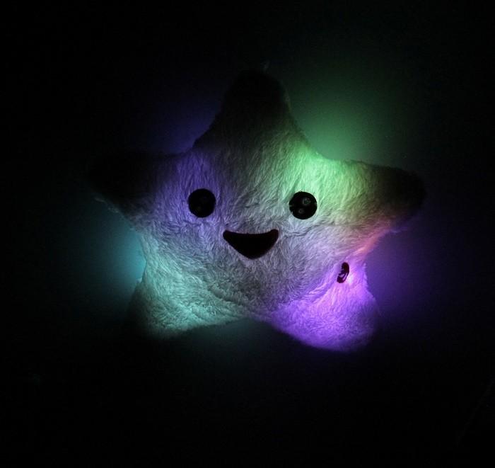 Мягкая игрушка-подушка Звезда