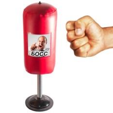 Настольная боксерская груша с рамкой для фото