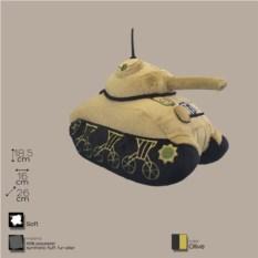 Плюшевая игрушка Танк М - 4