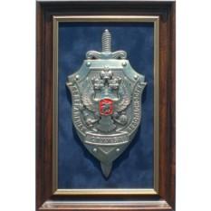 Панно с символикой ФСБ