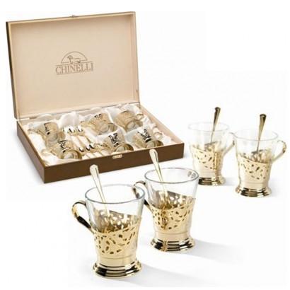 Сервиз чайный Del Treno на шесть персон