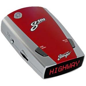 Радар-детектор Stinger