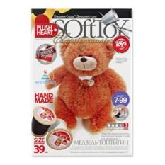 Набор Plush Heart Мягкая игрушка. Медведь Топтыгин»