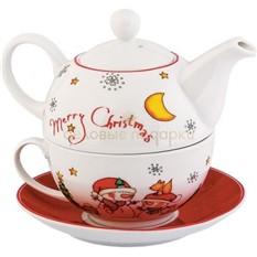 Чайный набор Зимнее чудо