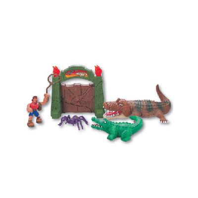 Игровой набор «Приключения. Охотник на крокодилов»