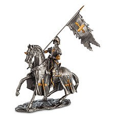 Статуэтка Воин на коне