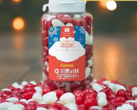 Вкусная помощь Подарок от Деда Мороза