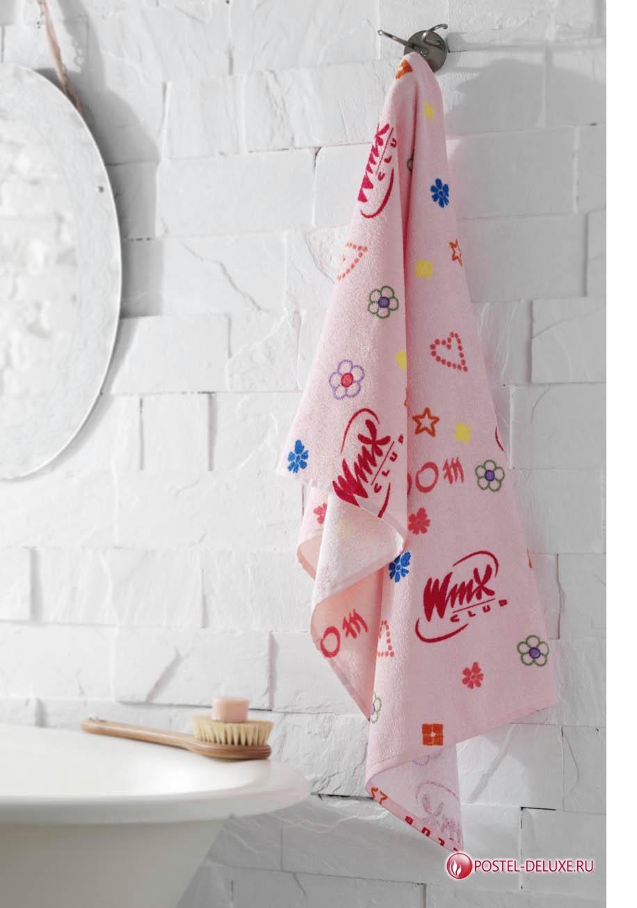 Полотенце Детское Winx Believix (70x140 см)