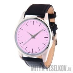 Часы Mitya Veselkov Классика в розовом