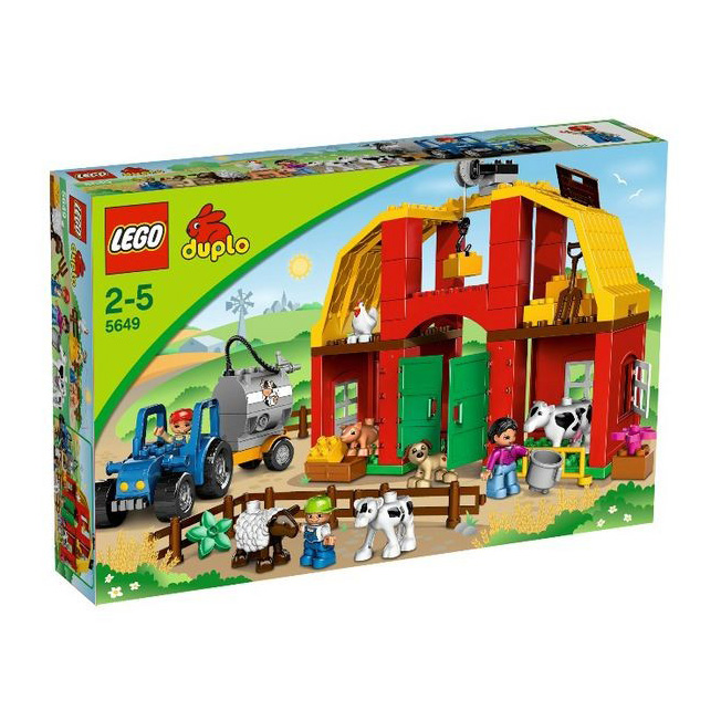 Lego Duplo «Крупная ферма»
